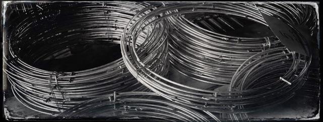 wire wreaths frames